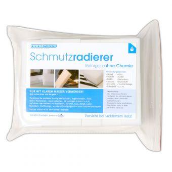 SCHMUTZRADIERER, 6 Stück im PE-Beutel